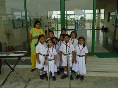 DPS Nagpur - Ganesh-Chaturthi-Celebrations