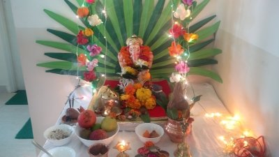 DPS Nagpur - Ganesh-Chaturthi-Celebrations