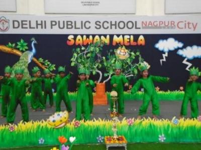 DPS Nagpur - Sawan_Mela