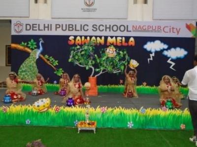 DPS Nagpur - Sawan Mela