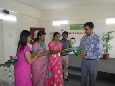 DPS Nagpur - Teachers_Day_Celebration